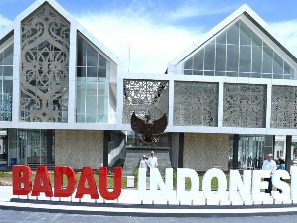 Pos Lintas Batas Negara (PLBN) Badau, Kapuas Hulu Kalimantan Barat
