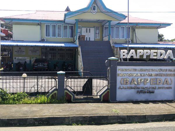 Bidang Pengendalian Penelitian dan Pengembangan BAPPEDA adakan Pelatihan SIPD.