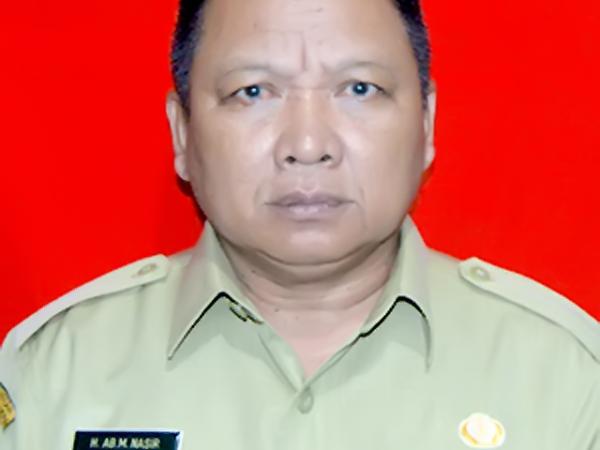 H. ABANG M. NASIR, S.Sos.